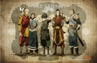 Old friends - Avatar: The Last Airbender