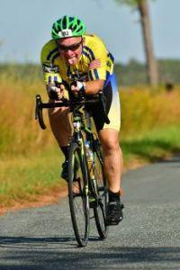 Ironman Participant
