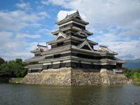 Theme, Castles:  Matsumoto Castle, Japan