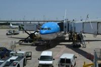KLM at DFW