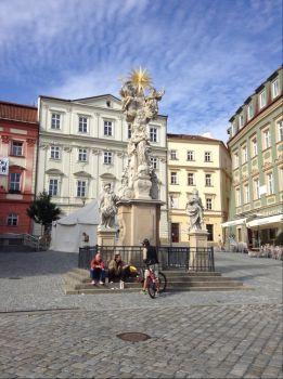 Plague Monument, Brno