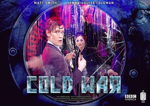 dr who s7 pt2 cold war