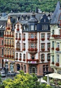8.18 Altstadt Hotel in Trier.