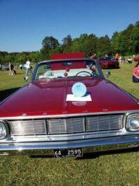 Ruby Baby, Did  It  Again..1966 Dodge Dart GT V8..273