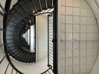 St Augustine Lighthouse  - inside