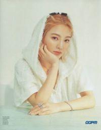 Magazine - HyoYeon 1