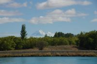 View of Aoraki/Mount Cook, NZ
