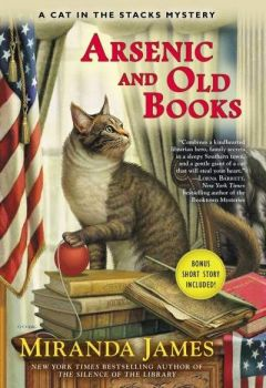 """""""Arsenic and Old Books"""" By Miranda James ~Part of Cat in the Stacks Mystery"""