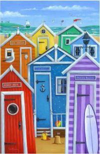 Rainbow Beach Huts