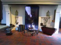 IMG_4522 Koken op open vuur.  Museum de Vier Quatieren.