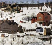 {Charles Wysocki} Fox Run 2