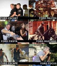 Harrison Ford...