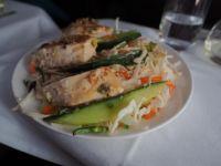 Qantas - lunch