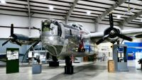 Cosolidated B-24J Liberator. Pima Air and Space Museum.
