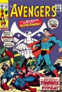 Avengers vs Superman