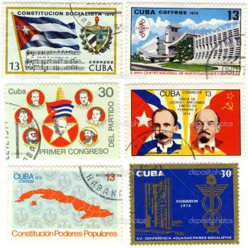 cuban stamps