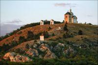 křížová cesta na Svatý kopeček u Mikulova