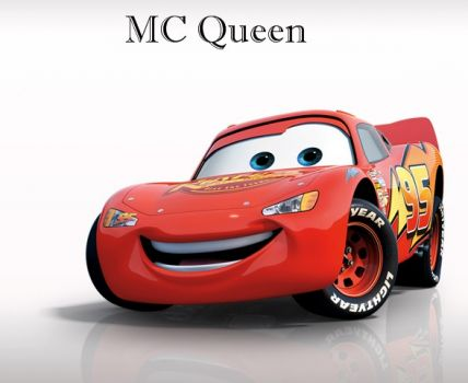 Disney Cars... Lightning Mc Queen