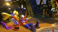 Crash Bandicoot and Coco Bandicoot