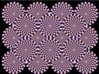 To drive your eyes crazy