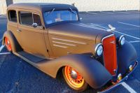 1934 Chevy Hot Rod