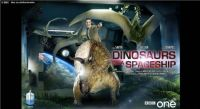 Dinosaurs on a Spaceship