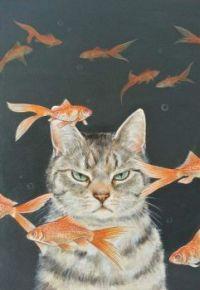 "Themes ""Pets, cats, goldfish"""