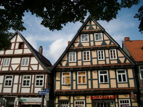 Celle in Germany
