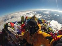 Ever Wonder What The Top Of Mt. Everest Looks Like?