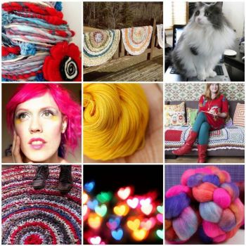 Flickr Faves Mosaic by Atomicblue-Sayra on flickr