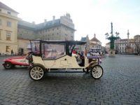 Praha CZ taxi pro turisty