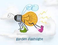 My version of a 'Garden Flashlight!'