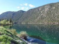 Pavillion Lake BC