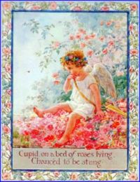 Cupid and the Bee