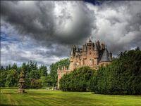 Glamis Castle. Scotland.