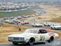 Classic NASCAR Action