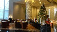 Hotel entrance in Macau Xmas 2014