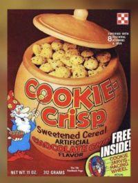 Vintage Cookie Crisp