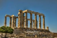 Temple of Poseidon-Athens