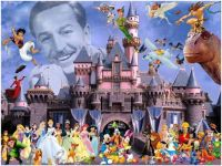 Disney Animated Collage  02