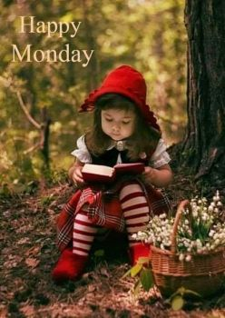 Happy Monday......Have a nice week!