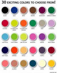 30 Colours