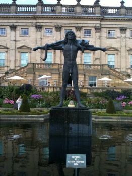 Statue of Orpheus, Harewood House