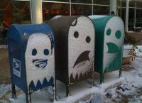 cool mailboxes