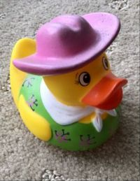 Cowgirl Duck