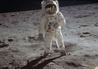 First Moon Landing — July 20, 1969 (large)