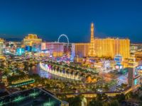 It would take you more than 400 years to spend a night in all of Las Vegas's hotel rooms.