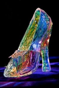 Swarovski Crystal Shoe