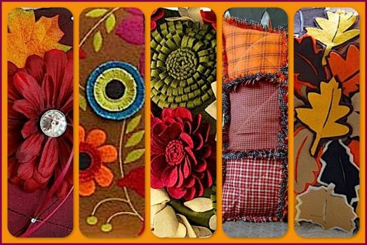 Fall Decorative Pillows - BOARDS!