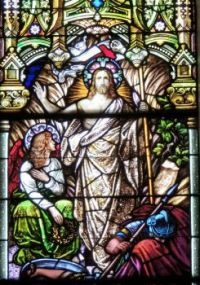 St. Mary of Elgin Stained Glass Window (5)